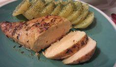 Petto di pollo al forno | Baked chicken breast recipe