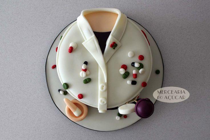Pharmacy Cake - Curso de Farmacia Cake Design ...
