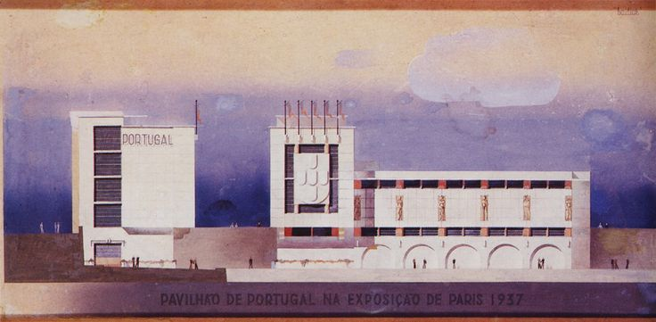 File:Pavilhao de Portugal Exp Paris 1937 Keil do Amaral.jpg
