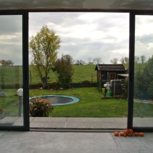 17 best Extension u2013 Ossature Bois u2013 25 m2 Berchem Luxembourg images - agrandissement maison bois prix m