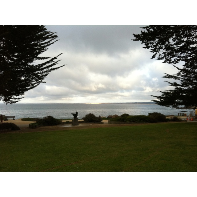 Berwick Park, Pacific Grove, CA