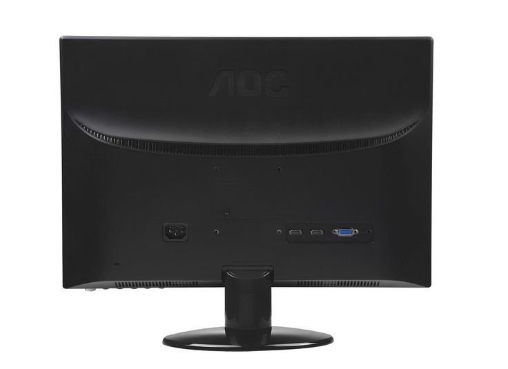 AOC e2752She 27-Inch Class LED Backlit Monitor with 2 MS Response Time, VGA and 2 HDMI Ports, Earphone Audio port, 1920 x 1080 Resolution Display