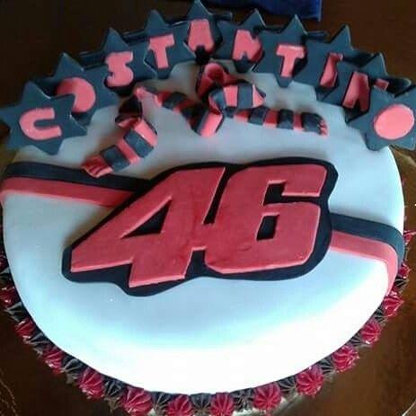 Milan cake-soccer