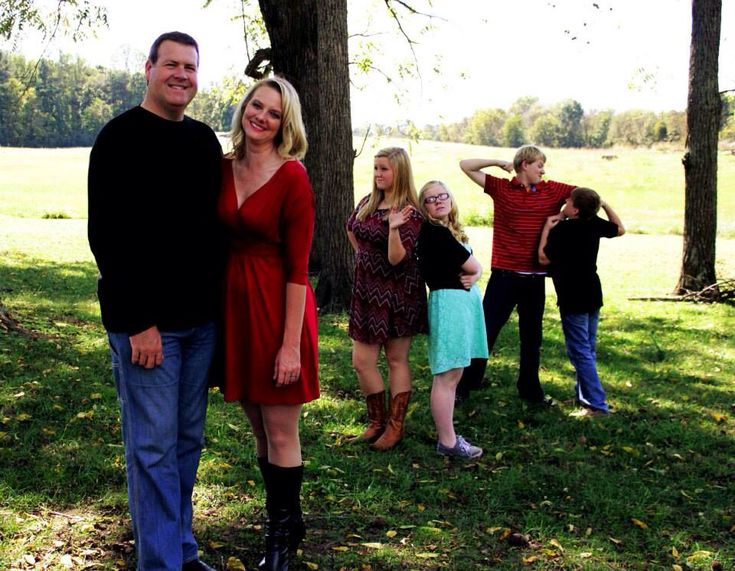 Funny Family Photo Ideas