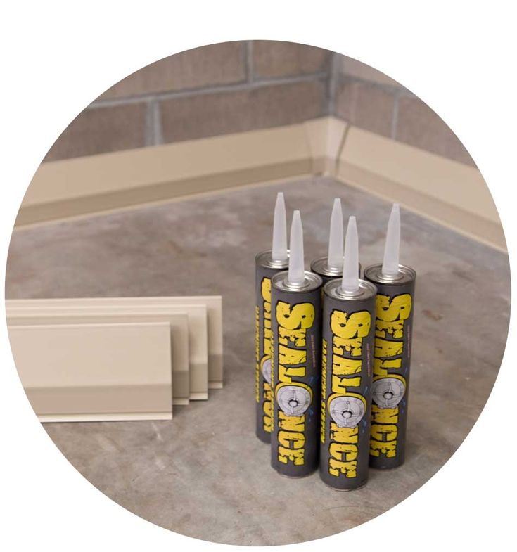 Basement Waterproofing DIY Products & Contractor Foundation Systems - Waterproof.com