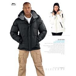 Branded Slazenger Ridge Down Jacket - Unisex | Corporate Logo Slazenger Ridge Down Jacket - Unisex | Corporate Clothing