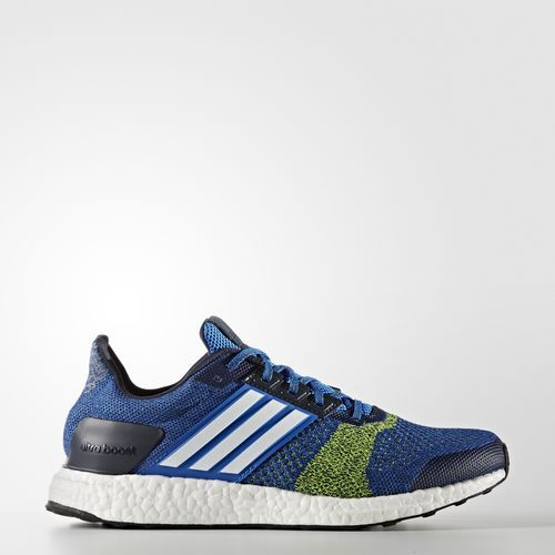 The Adidas Ultraboost ST Shoes offer optimal stability with every step you  take in them. When walking with these shoes, it feels like hardly any  energy is ...