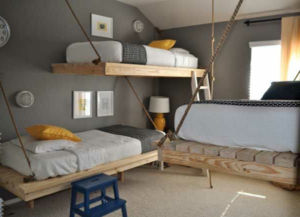 Best 25+ Platzsparendes bett ideas on Pinterest | Platzsparende ...