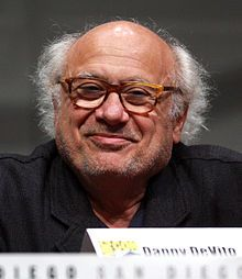 Danny DeVito (actor, comedian, film director and film producer) Born 11/17/44 in Neptune Township, N.J.