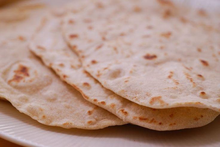 Eerst Koken: Over zelfgemaakte tortilla wraps en gietijzeren pannen