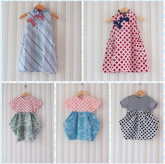 Cute Girls Dresses, by regisbatik