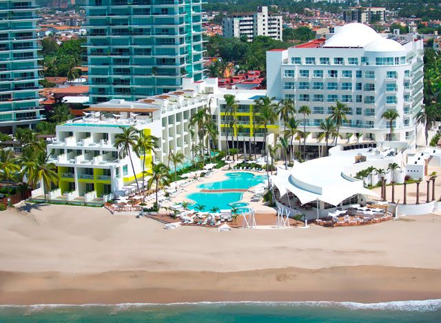 NEW Hilton Puerto Vallarta All-Inclusive Resort $1,080 - Round trip - Call to book