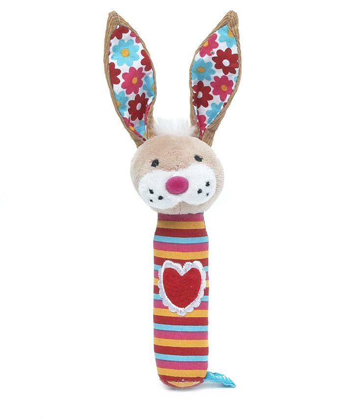 Rattle Bonny the Bunny, Lief!