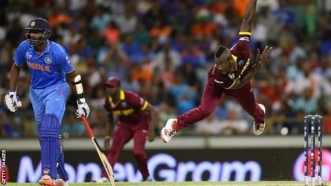 Andre Russell: Nottinghamshire set to sign West indies all-rounder for T20 Blast