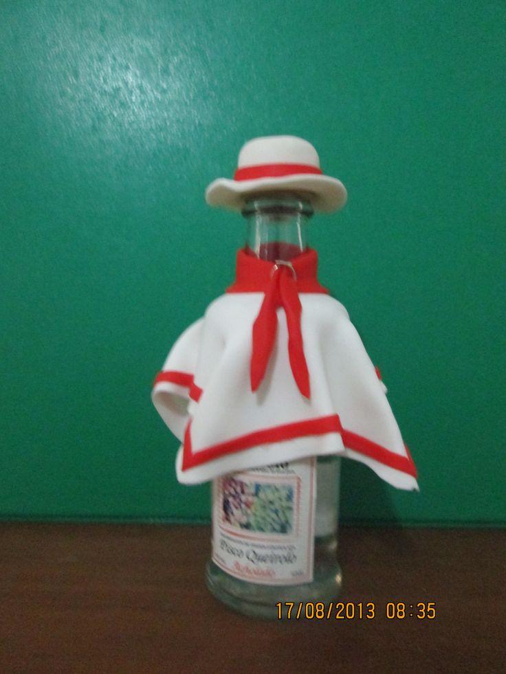 Bottle Chalan design