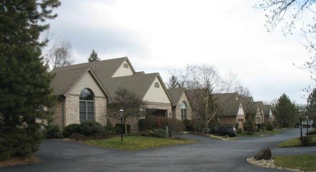 Cincinnati And Warren County Ohio Patio Homes: Sycamore Township Patio Homes:  Pinehurst Lane