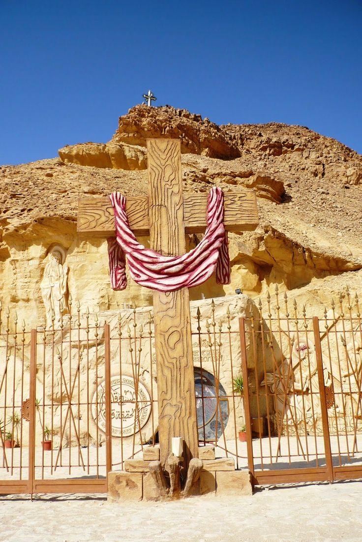 """Erem Maryi """"Brama Nieba"""": Śmierć i pustynia"""