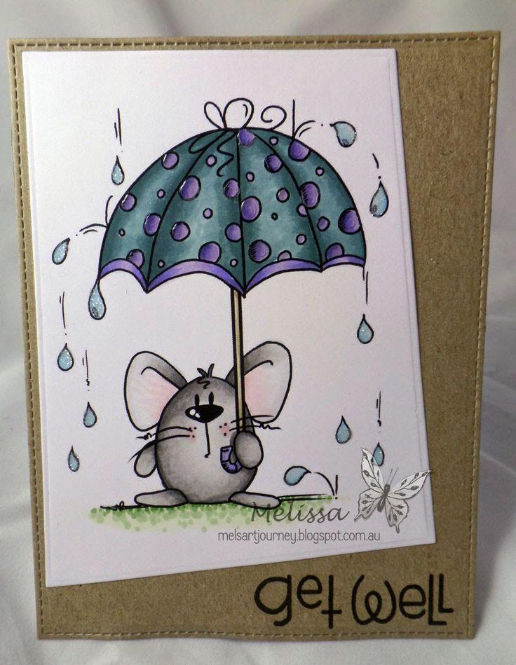 Дедушке, открытки с мышками своими руками