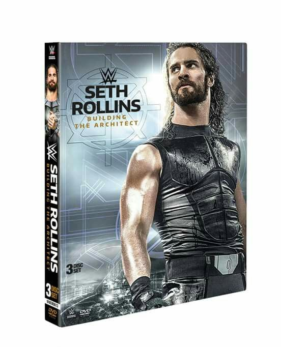 """For the first time ever, The Kingslayer tells his story of how he became a sports-entertainment megastar with """"Seth Rollins: Building the Architect"""" on DVD May 30th! Dick27Ambrose"""