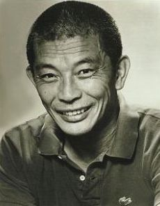 Japanese born American actor Mako was born today 12-10 in 1933. He had many acting roles that include such films as The San Pebbles (a fav Steve McQueen film of mine), Conan films, Seven years in Tibet, Rising Sun and others. he also appeared on TV as well. he passed in 2006.