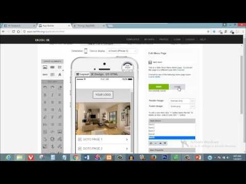 How to Make an App - Ecommerce Mobile App in Minutes - YouTube