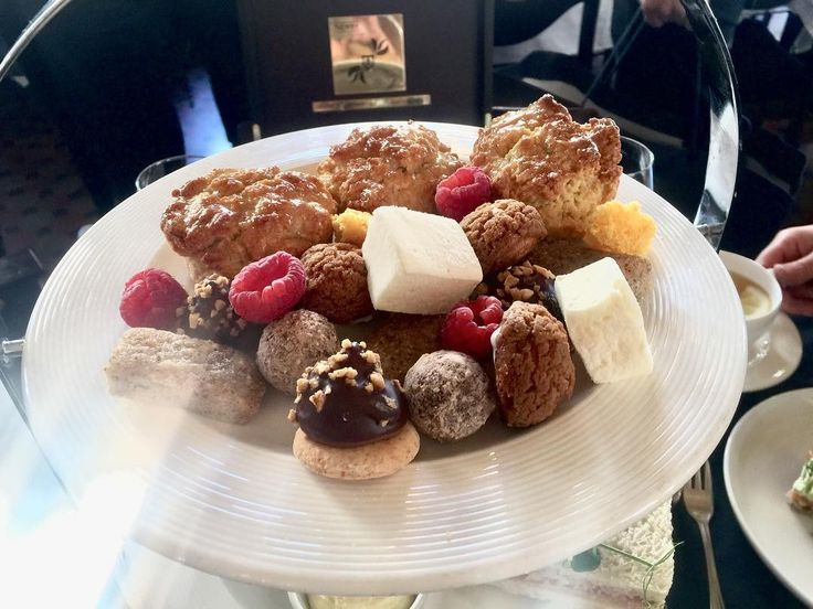 Oh my! Afternoon tea @theatercafeenoslo in Oslo Norway! Happiness galore for the senses. I could visit weekly!  #wheretoeatinoslo #experiencingoslo