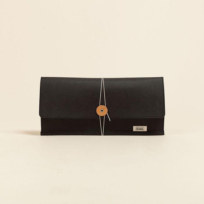 WILD BRICKS Clutch Bag (Black) by 와일드브릭스WILDBRICKS