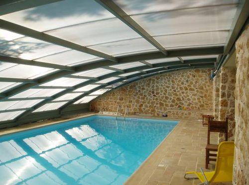 17 meilleures id es propos de couverture de piscine sur pinterest couverture natation - Couverture piscine hors sol toulouse ...