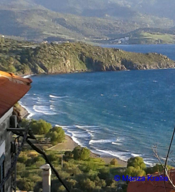 Molyvos Beach #Villa #Molova #Molyvos, #Μήθυμνα, #Lesvos, #Greece