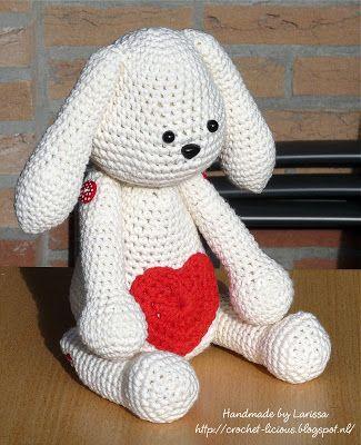 Crochet-licious: Knijntje van Nennedesign