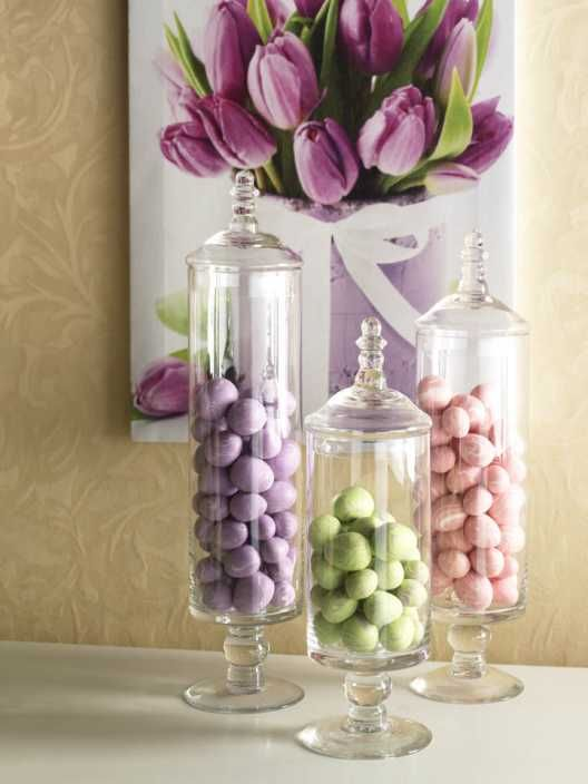 27 Interesting DIY Ideas How To Decorate Your Home For Easter //