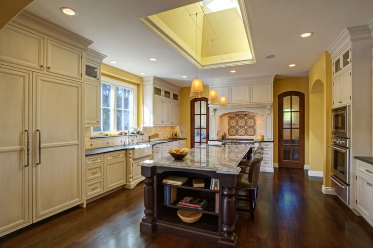Transitional #KitchenDesigns By San Francisco Bay Area Interior Designer  #SpacesByJuliana