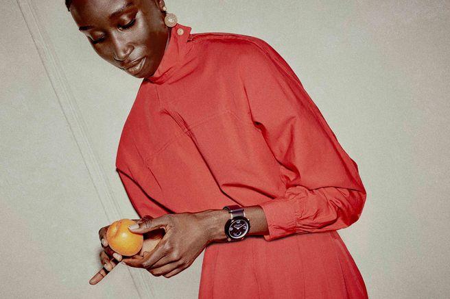 Умные и красивые часы Marc Jacobs