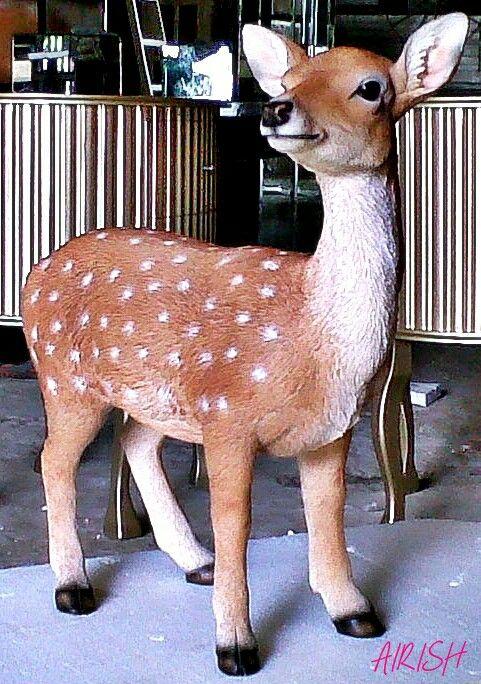 Deer styro