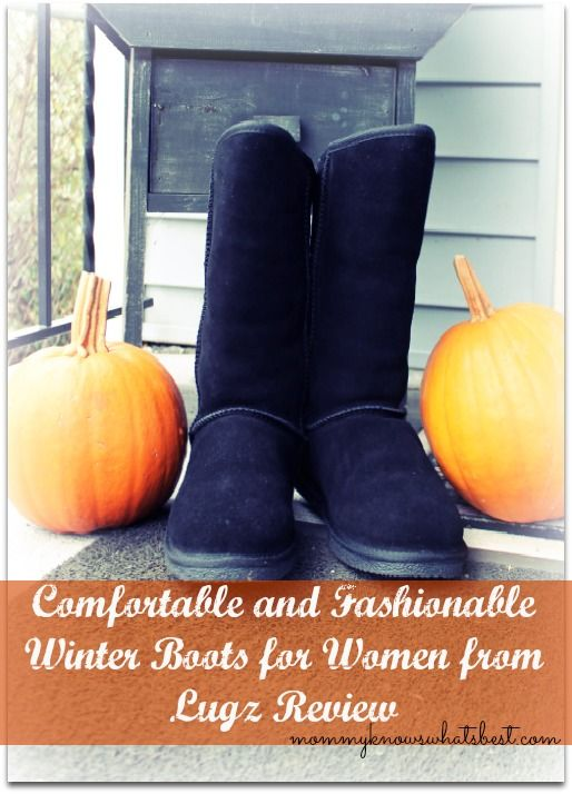 Comfortable and Fashionable Winter Boots for Women from Lugz Review