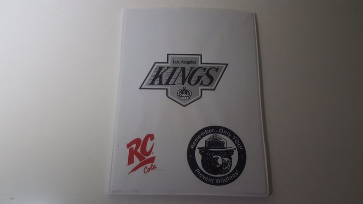 NHL Hockey Team Los Angeles Kings Commemorative 1992 Player Card Collection  Includes Two Game Tickets Kings vs Detroit Red Wings