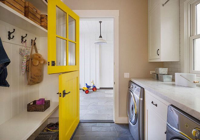 Benjamin Moore Yellow Hibiscus 357. Yellow door paint color Benjamin Moore…