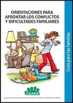 El manual tratará: los conflictos y comunicación en la familia, el desarrollo de…