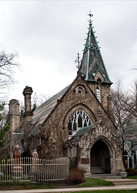 Necropolis Entrance