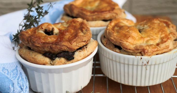 In Good Taste: Beef and Guinness Pie with Chocolate