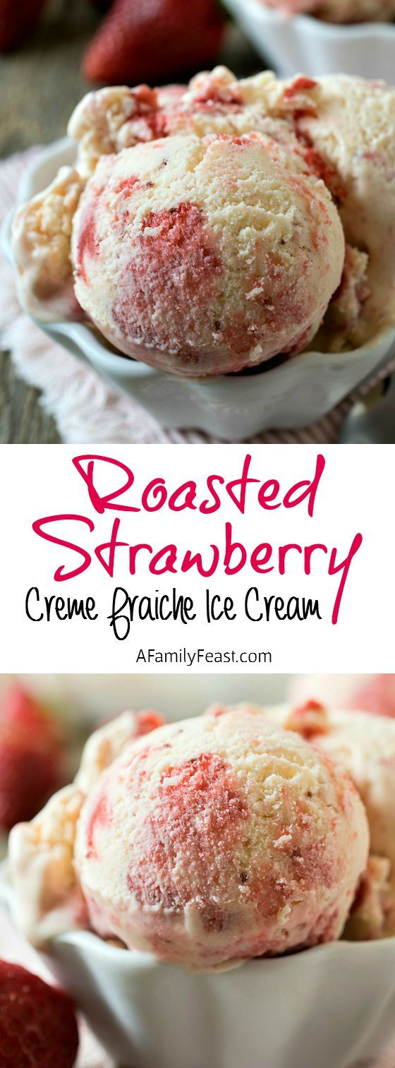 Fraîche Ice Cream - Quite possibly the best strawberry ice cream ...