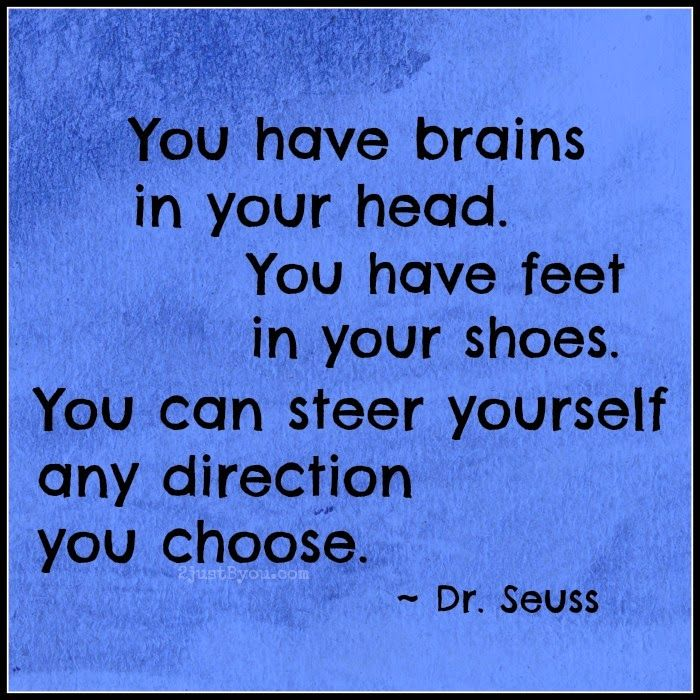 Today is Dr. Seuss' Birthday. I thought I would share some of my family's favorite Dr. Seuss quotes and book titles.       Growing up, my f...