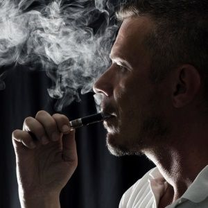 E-cigarette vapours may damage mouth