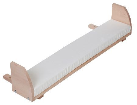 BabyBay Original Co-Sleep Cot Extension BabyBay Cot Extension Features: Extends your Babybay by 15cm Bridges the gap between the babybay and the bed on wide frame beds Foam mattress pad included Can be used as a shelf when not needed Easy  http://www.MightGet.com/january-2017-12/babybay-original-co-sleep-cot-extension.asp