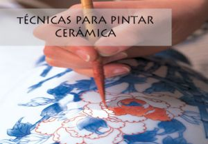 En este post  te muestro algunas técnicas para pintar cerámica que yo he aprendido. http://manoart.mx/tecnicas-para-pintar-ceramica/