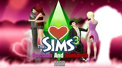 Mod The Sims - The Sims 3 Passion And Romance
