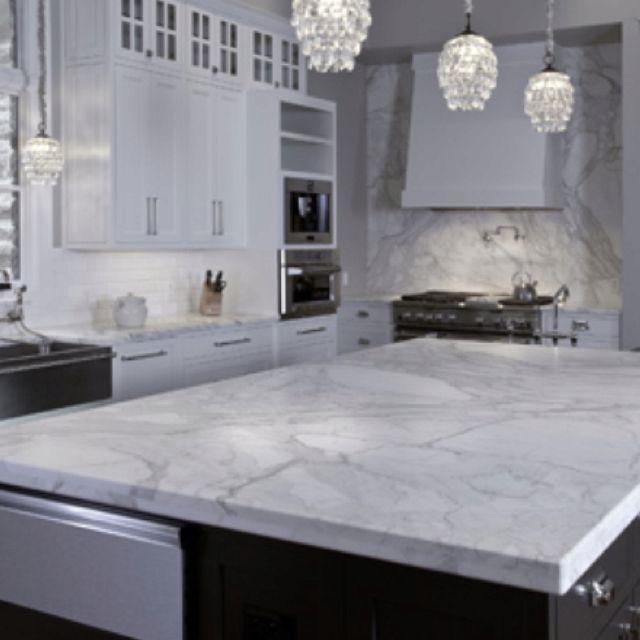 Best White Carrera Quartz Kitchen Pinterest Carrera And 400 x 300