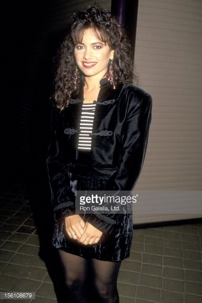Susanna Hoffs at the MTV Video Music Awards 1987