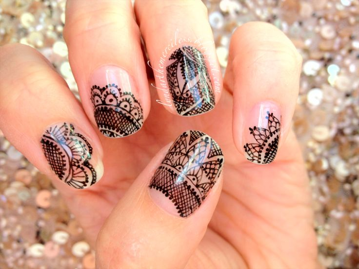 23 best negative nails images on pinterest beautiful nail looking creative and awesome nail designs 2016 ideas and trends find negative space nail art designs you should try now prinsesfo Gallery