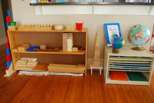 A Montessori/Waldorf-Inspired School at Home for Bea & Friends | Apartment Therapy